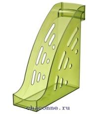 Подставка вертикальная Торнадо тонированная Лайм ЛТ406